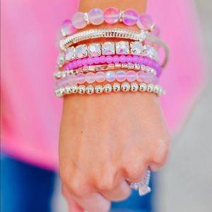 Bling it on bracelet set
